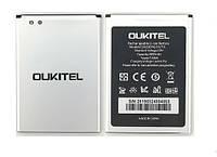Аккумулятор (АКБ) для телефона Oukitel C10 (Li-ion 3.8V 2000mAh) Оригинал Китай