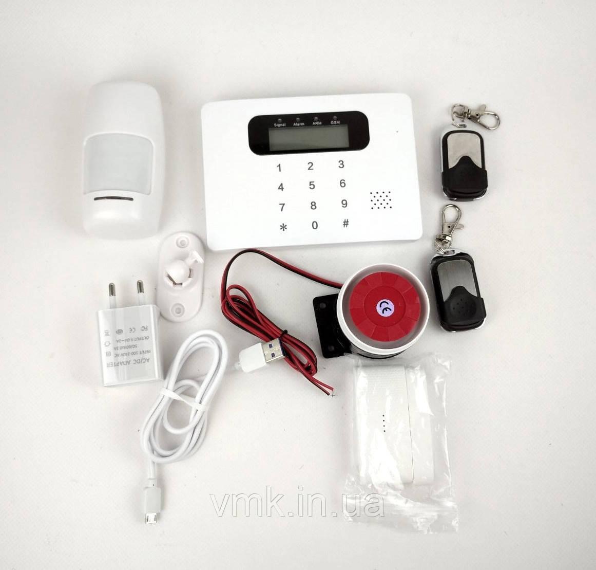 Сигнализация охранная GSM (С-114)