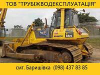 Оренда бульдозера Komatsu D65PX-12