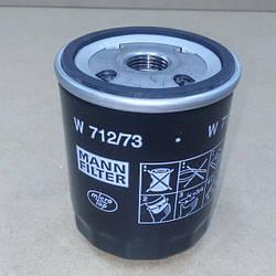 Масляный фильтр MANN-FILTER W71273, W 712/73