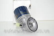 Корпус (кронштейн) масляного фильтра на Рено Лоджи 1.5 dCi RENAULT (Оригинал) - 8201056869