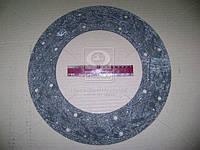 Накладка диска сцепления безасб. (ГАЗ с дв. ШТАЙЕР, ЗМЗ 672-11 ) ( Фритекс), 4301-1601138-01