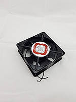 Осевой вентилятор корпусной 120х120х38мм 220 Вольт  DP200A (Металл)