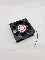 Осевой вентилятор корпусной 120х120х38мм 220 Вольт  DP200A (Пластик)