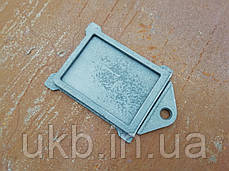 Шибер чугунный 180*230 мм / Шубер чавунний 180*230 мм, фото 3