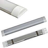 Линейный светодиодный Led светильник (Плазма) 20w 6500k 600мм Avaton