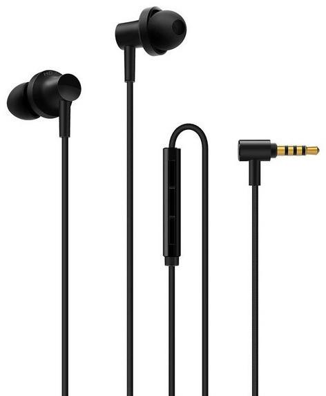 Наушники Xiaomi Mi In-Ear Headphones Pro 2 Black (ZBW4423TY)