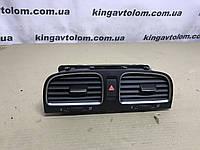 Повітропровід центральний Volkswagen Golf 6 5K0 819 N 728, фото 1