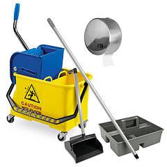 Обладнання для прибирання приміщень