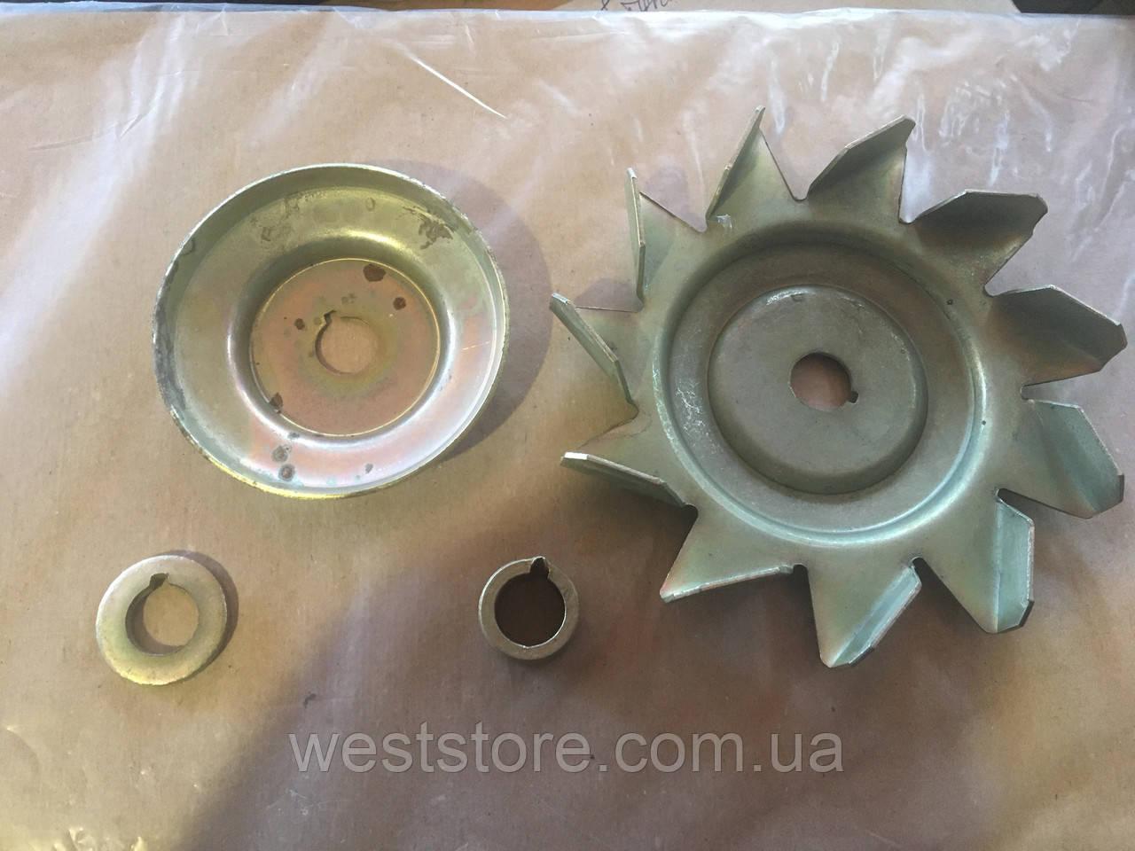 Шкив генератора Ваз 2101-2107,2108,2109.разборной