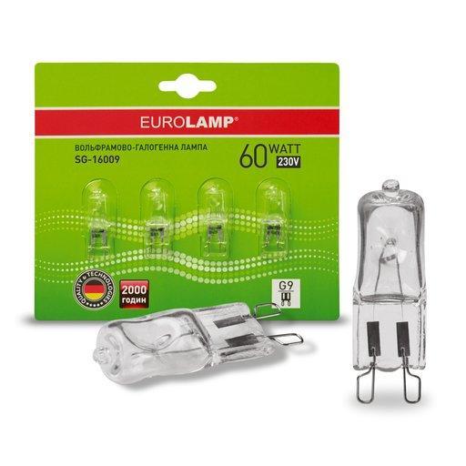 EUROLAMP Вольфрамово-галогенная лампа SG-16009 60W 220V