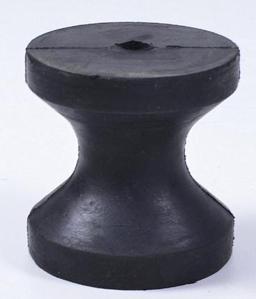 Ролик опорный лодочный, диаметр 76мм, фото 2
