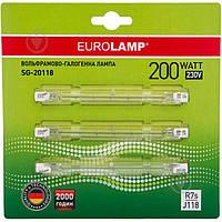 EUROLAMP Вольфрамово-галогенная лампа SG-20118 200W 220V