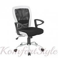 Кресло офисное для персонала Office4You LENO, Black-white 27785