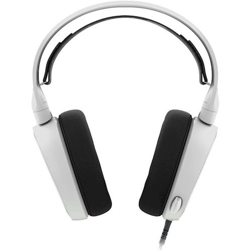 Наушники SteelSeries Arctis 3 White 2019 Edition (61506)