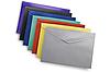 Папка-конверт на кнопці А4 Buromax ВМ.3925 непрозора