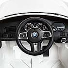 Детский электромобиль BMW JJ2164EBLR-1 белый, фото 2