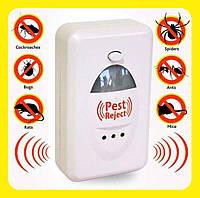 Отпугиватель грызунов и насекомых Pest Reject (ультразвуковой)