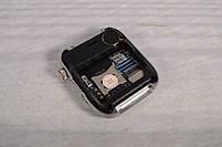 """Умные часы-телефон 1.54"""" смарт часы с камерой Smart Watch Z6S (серые + белый ремешок), фото 6"""