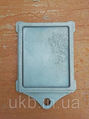 Шибер чавунний 220*260 мм / Шубер чавунний 220*260 мм, фото 2