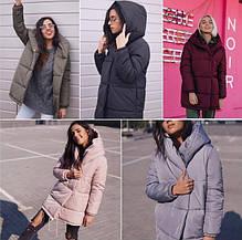Жіночі зимові куртки