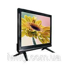"""Телевизор LED-TV 17"""" HD Ready/DVB-T2/USB (1366x768)"""