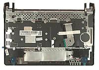 Клавиатура для ноутбука Samsung N350 Black, с топ панелью Black, RU