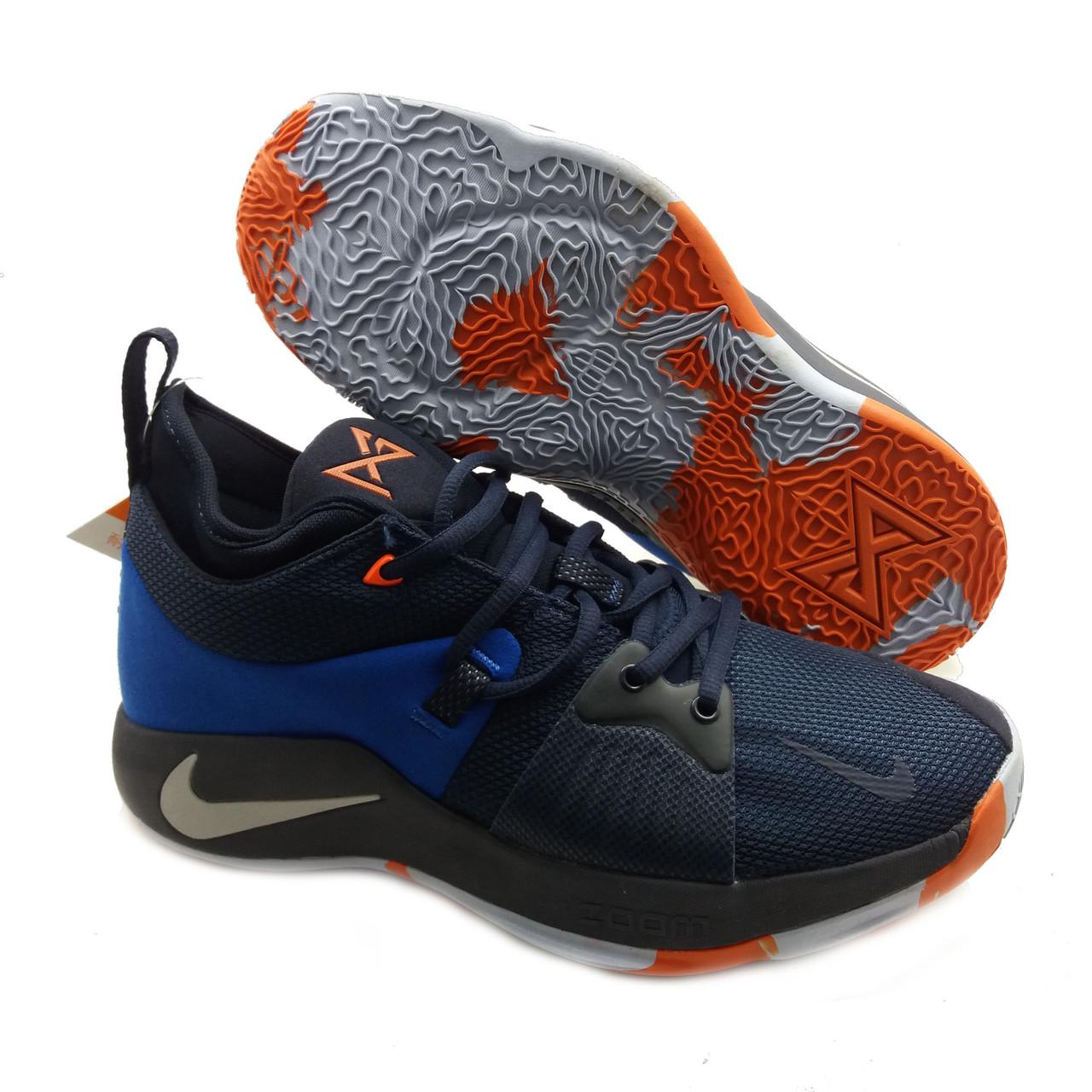 Баскетбольные кроссовки Nike PG2 Синий