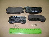 Колодка торм. диск. MITSUBISHI GRANDIS, PAJERO II (V2_W, V4_W) задн. (пр-во Bosch)