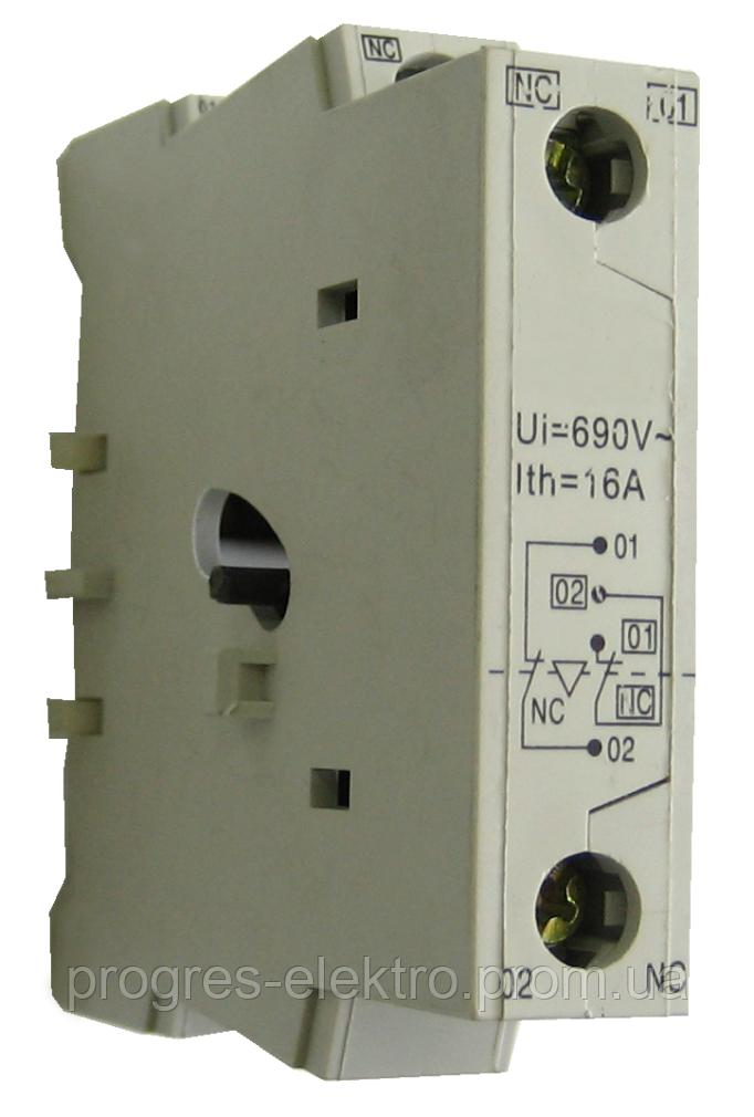 Электромеханическая блокировка для FC1-3 (ПММ-1-3) с дополнительными 2NC контактами Promfactor