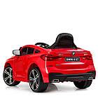 Детский электромобиль BMW JJ2164EBLR-3 красный, фото 6