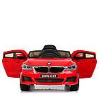 Детский электромобиль BMW JJ2164EBLR-3 красный, фото 7
