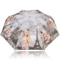 Складной зонт Trust Зонт женский компактный облегченный механический TRUST (ТРАСТ) ZTR58475-1616