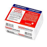 Диспенсерные салфетки 250 листов Pro Service Comfort  3сложеня 24*21см для настольных диспенсеров  (24 уп/ящ), фото 1