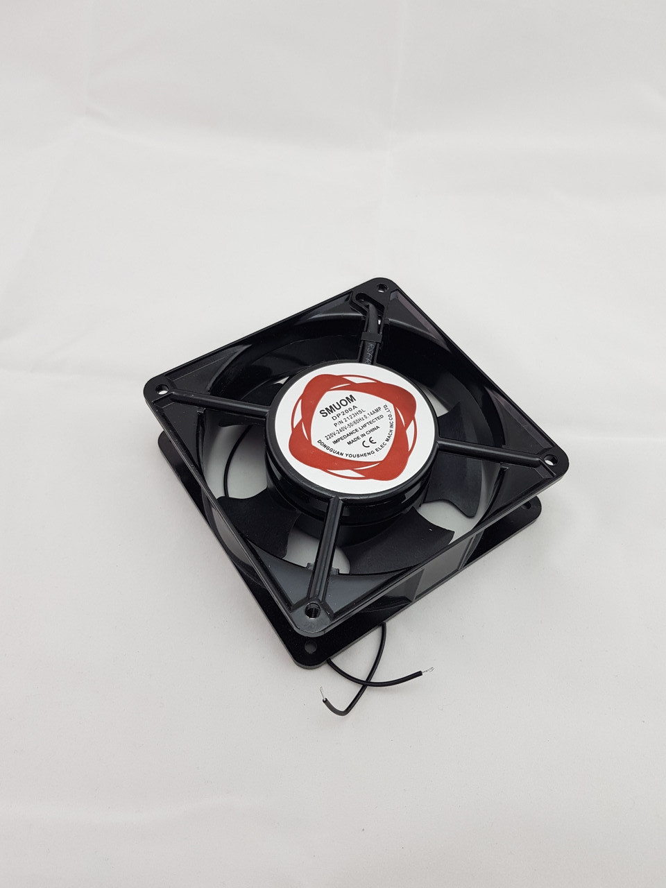 Осьовий вентилятор корпусних 120х120х38мм 220 Вольт DP200A (Метал)