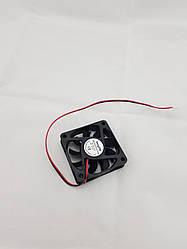 Осевой вентилятор корпусной 60х60х15мм 12 Вольт  HongXIN