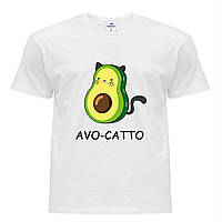 Детская футболка Авокадо