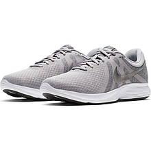 Кроссовки мужские Nike Revolution 4 AJ3490-020 Серый розмір 44.5