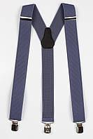 Подтяжки мужские унисекс средние Y35 Top Gal джинс однотонные цвета в ассортименте, фото 1