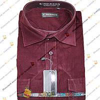 Мужские вельветовые рубашки Ворот: 38- 46 (mh210d-1)