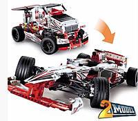 Конструктор Гоночный автомобиль Formula-1 JiSi bricks Technic 3366 (1141 деталей)