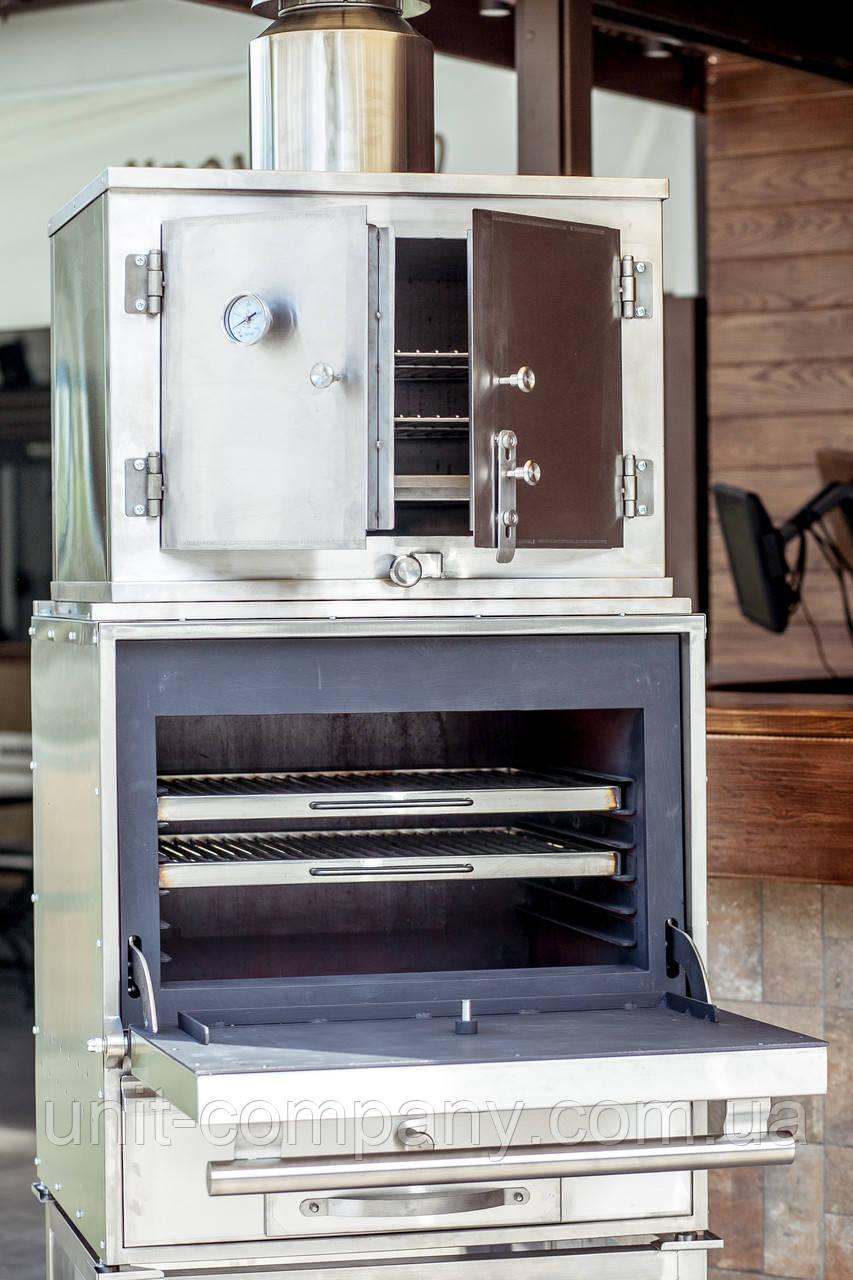 Печь-гриль, Хоспер, BQS-1 - фото 6