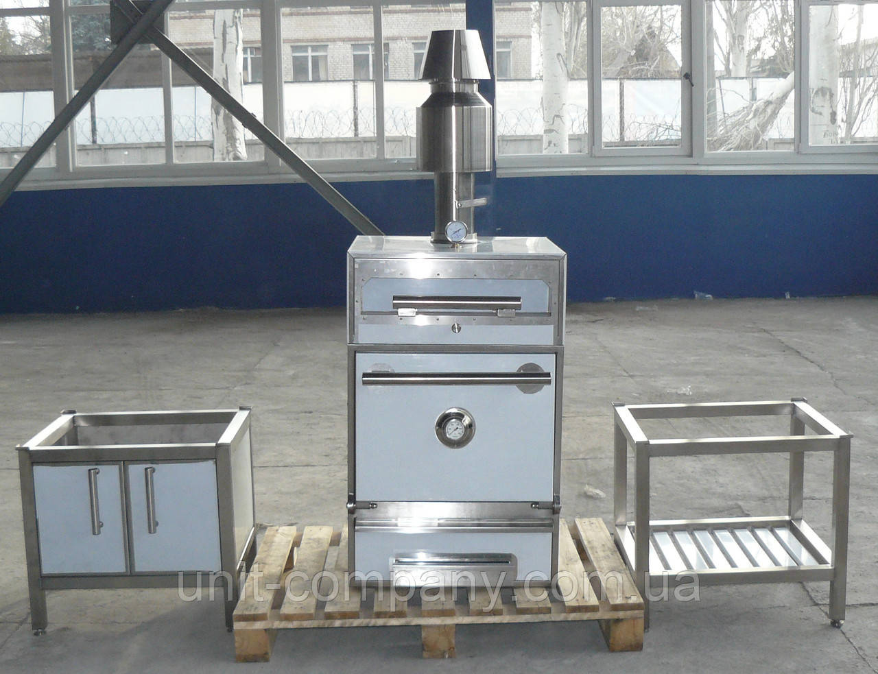 Печь-гриль, Хоспер, BQS-1 - фото 9