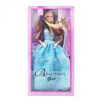 "Кукла ""Фея"" (голубой) аналог Барби"