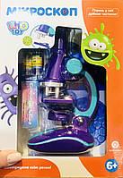 Микроскоп детский игрушечный Limo toy