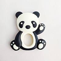 Прорезыватель Панда в футляре, фото 1