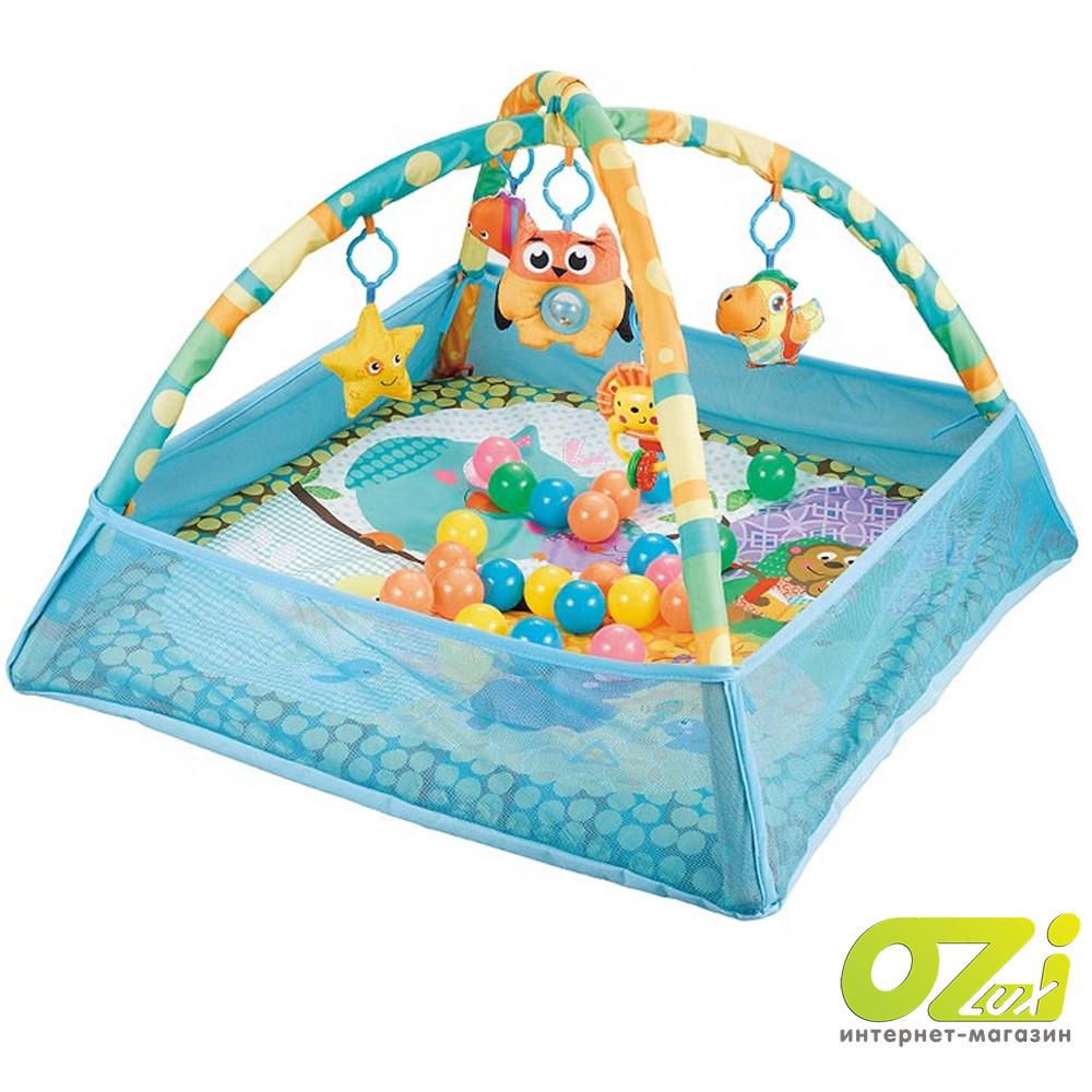Детский развивающий коврик Happy Space JL632-1A