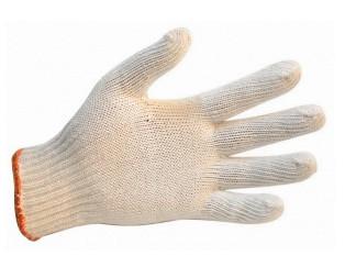 Перчатки 8300 без точки бел (10шт) VT