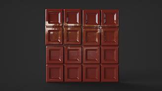 "Гипсовые 3D панели ""Сhocolate Premium"""