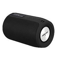 Колонка блютуз ZEALOT S32 Black портативный динамик FM радио TF карта USB Aux 2000 mAH 3D Stereo Speaker